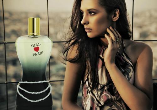 Girl Love Paris